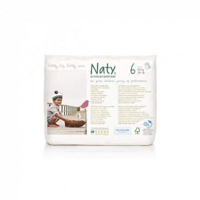 Подгузники-трусики Naty 6 (16+ кг), 18 шт