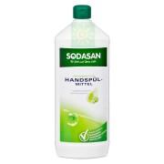 Средство для мытья посуды с лимоном, Sodasan, 1 л