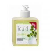 Жидкое мыло для чувствительной кожи с деспенсером, Sodasan, 300 мл