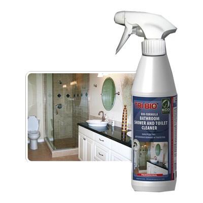 Биосредство для ванных комнат и туалетов TRI-BIO (420мл)
