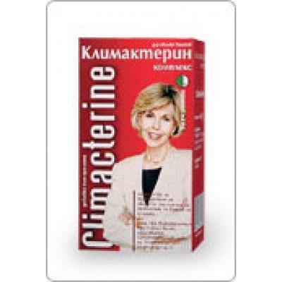 КЛИМАКТЕРИН БОЛГАРТРАВ (120таб)