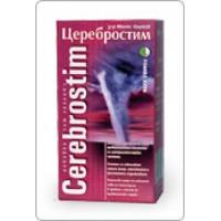 ЦЕРЕБРОСТИМ БОЛГАРТРАВ (120таб)