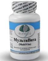 Мультивита (60таблеток)